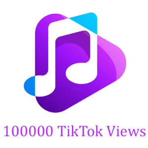 100000 TikTok Views