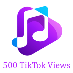 500 TikTok Views