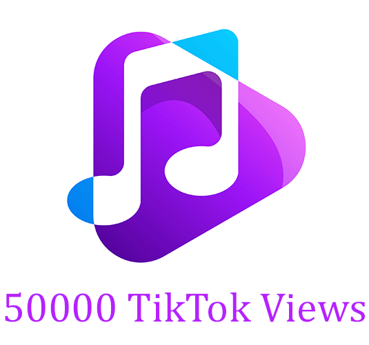 50000 TikTok Views